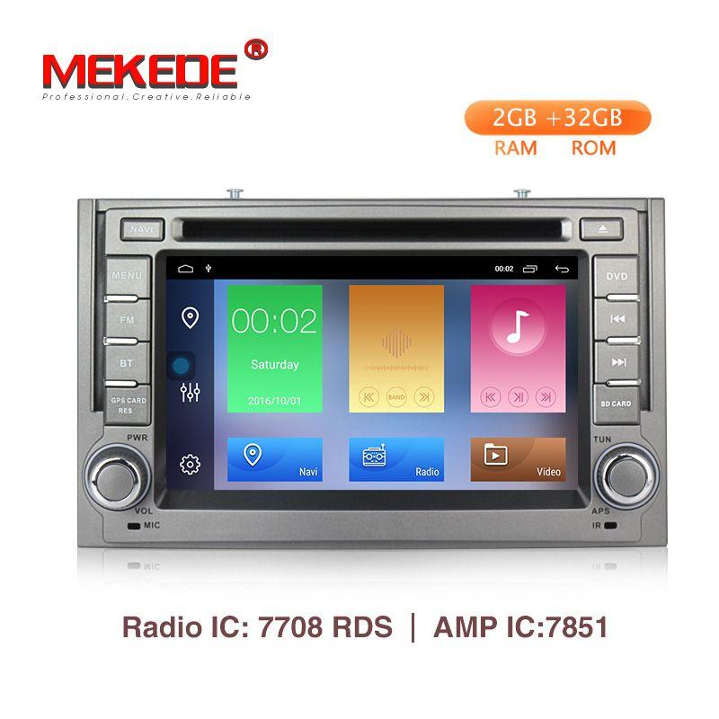 Mekede 2din android 9 dvd Auto Radio Multimedia Video Player Für Hyundai H1 Grand Starex 2007-2016 Navigation GPS 2GB + 32GB navi