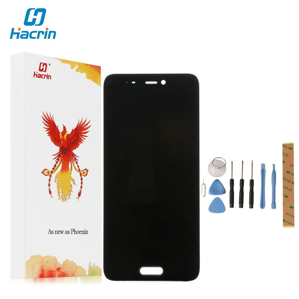 hacrin For Xiaomi mi5 LCD Display+Touch Screen 100% New LCD Touch Screen Panel Assembly Replacement For Xiaomi MI5 Prime Pro