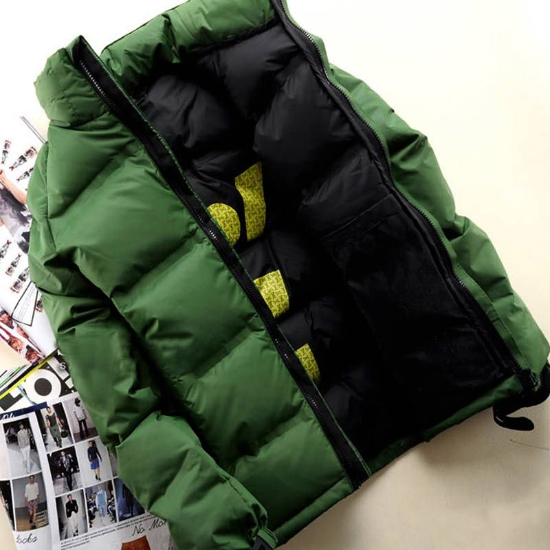 Winter Clothes Down Jackets Short Fund Thickening Korean Youth Warm Fashion Season Make An Inventory Of Stock The