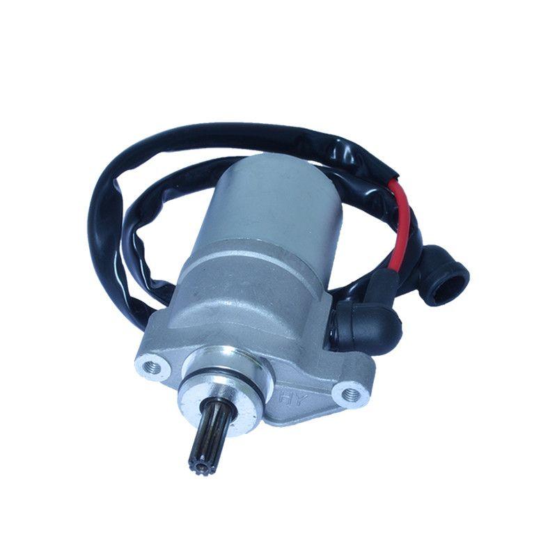 Motorcycle Engine Electric Starter Motor for Yamaha JY110 JYM110 E8 F8 JS110-B JS110-9 JS110 Engine Spare Parts