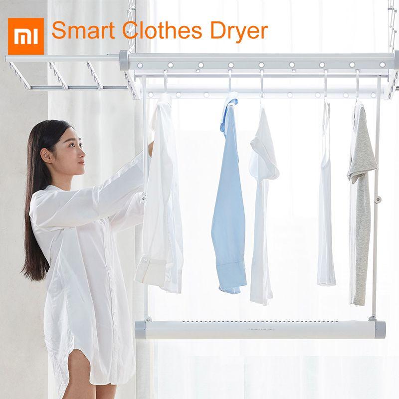 Original Xiaomi M1X Pro Smart Kleidung Trockner Hochwertige aluminium legierung 304 edelstahl wirewarm luft trocknung/schnell trocknend