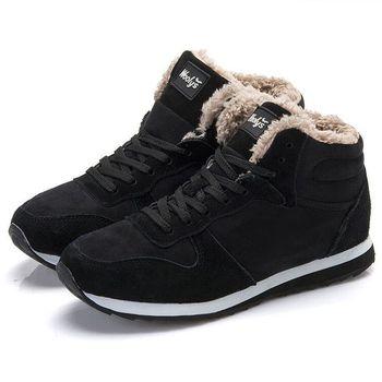 Мужские ботинки обувь Мужские зимние сапоги мужская обувь Для мужчин зимняя обувь на меху Zapatos Hombre новое поступление