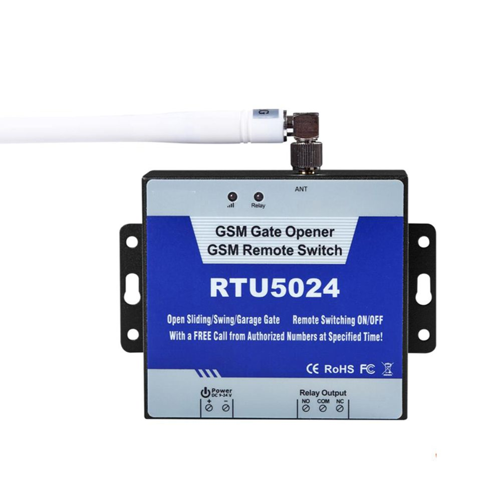 GSM 3G 4G Gate Opener Relay Switch Garage Door Remote Control Wireless Sliding Gate Opener By Free Call Support APP 10PCS