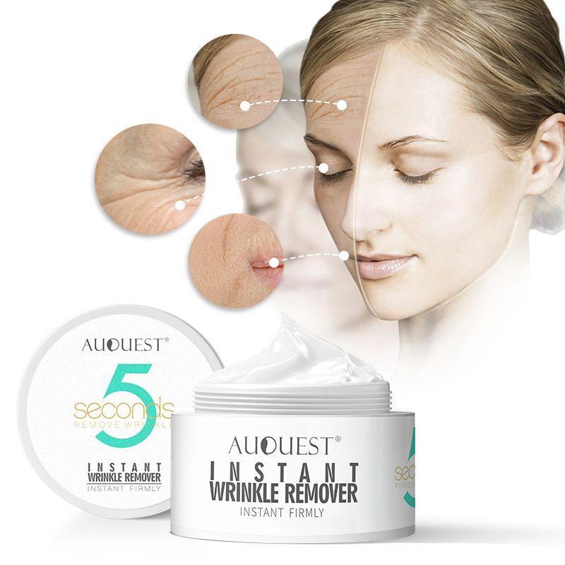 AuQuest 20g beauté visage crème 5 secondes dissolvant Anti-âge hydratant instantané raffermissant soin de la peau du visage produit