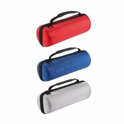Wireless Bluetooth Speakers Cases For JBL charge3 charge 3 Extra Space For Plug & Cables Storage Zipper Travel Protective Bags