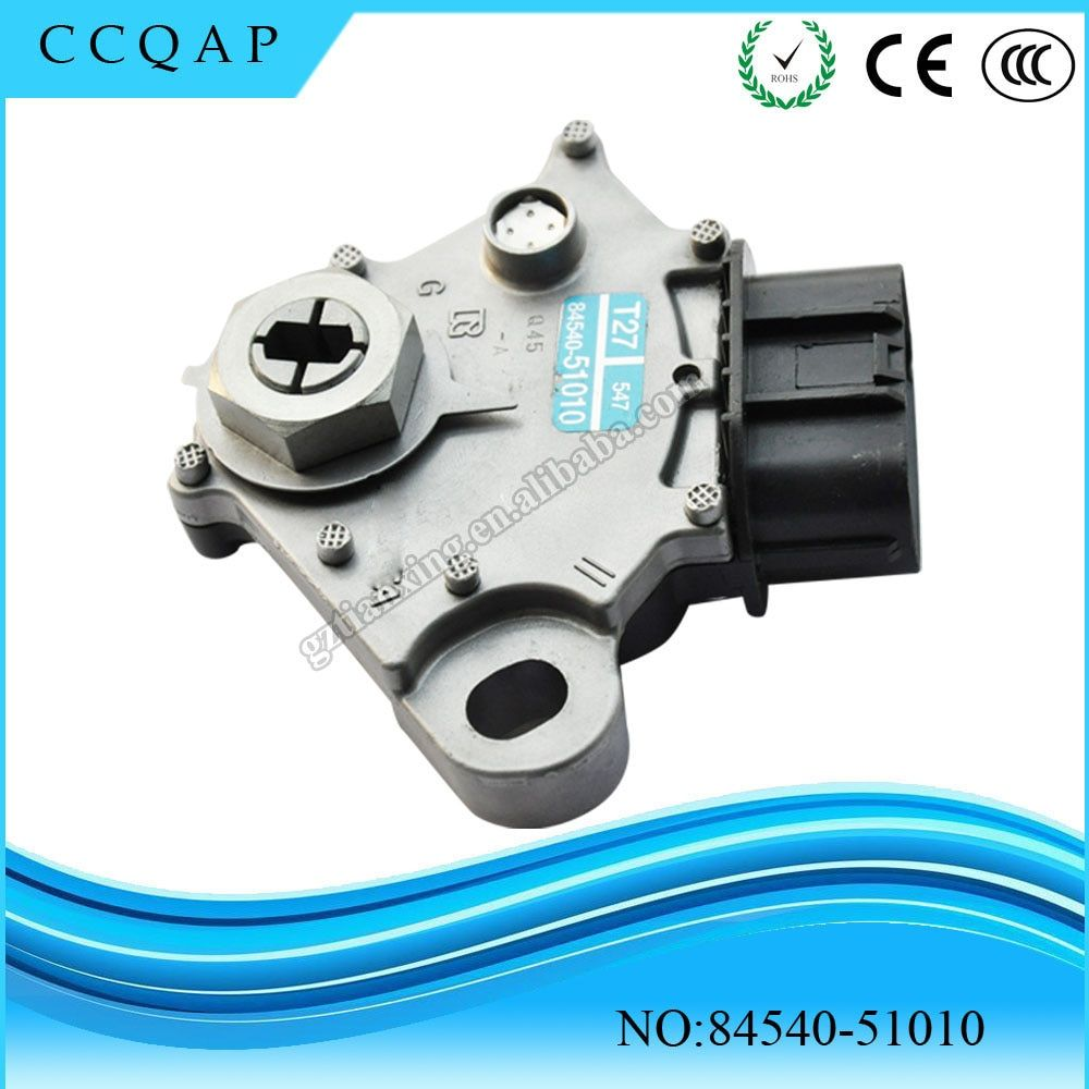 High Quality 84540-51010 Neutral Safety Switch  For Toyota 4Runner Tacoma Lexus GX470 SC430 84540 51010