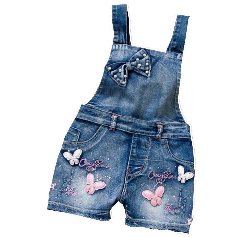 Nouveau pantalon court en Denim colthing pour femme, bretelles cowboy, bretelles Campus, jeans, bretelles droites, salopettes, grande taille
