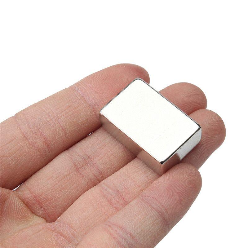 1 Stück 30x20x10mm N52 Neodym-magnet-block Permenent Super Strong Magnete 30mm x 20mm x 10mm Quadratischen Magneten Heißer verkauf