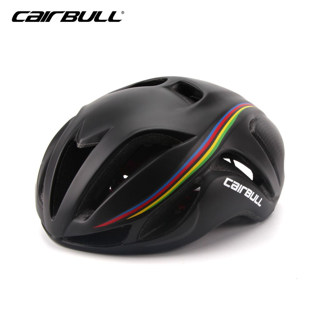 CAIRBULL Bicycle Helmet For Men Ultralight EPS+PC Cover MTB Road Bike Helmet Integrally-mold Cycling Helmet Cycling Safely Cap
