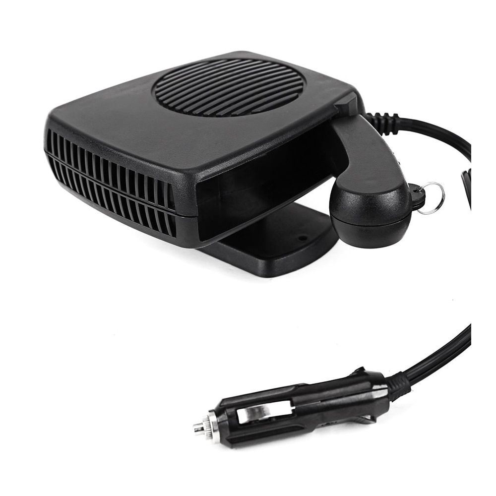 Car Auto Vehicle Electric Fan Heater Heating Windshield Defroster Demist 12V 150W