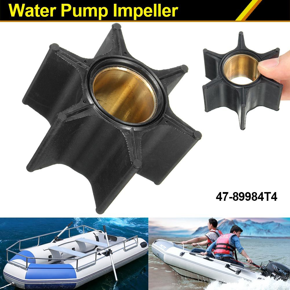1Pcs Water Pump Impeller for Mercury Outboard 47-89984T4 75/90/115/125/150 Boat Motor CSL2017