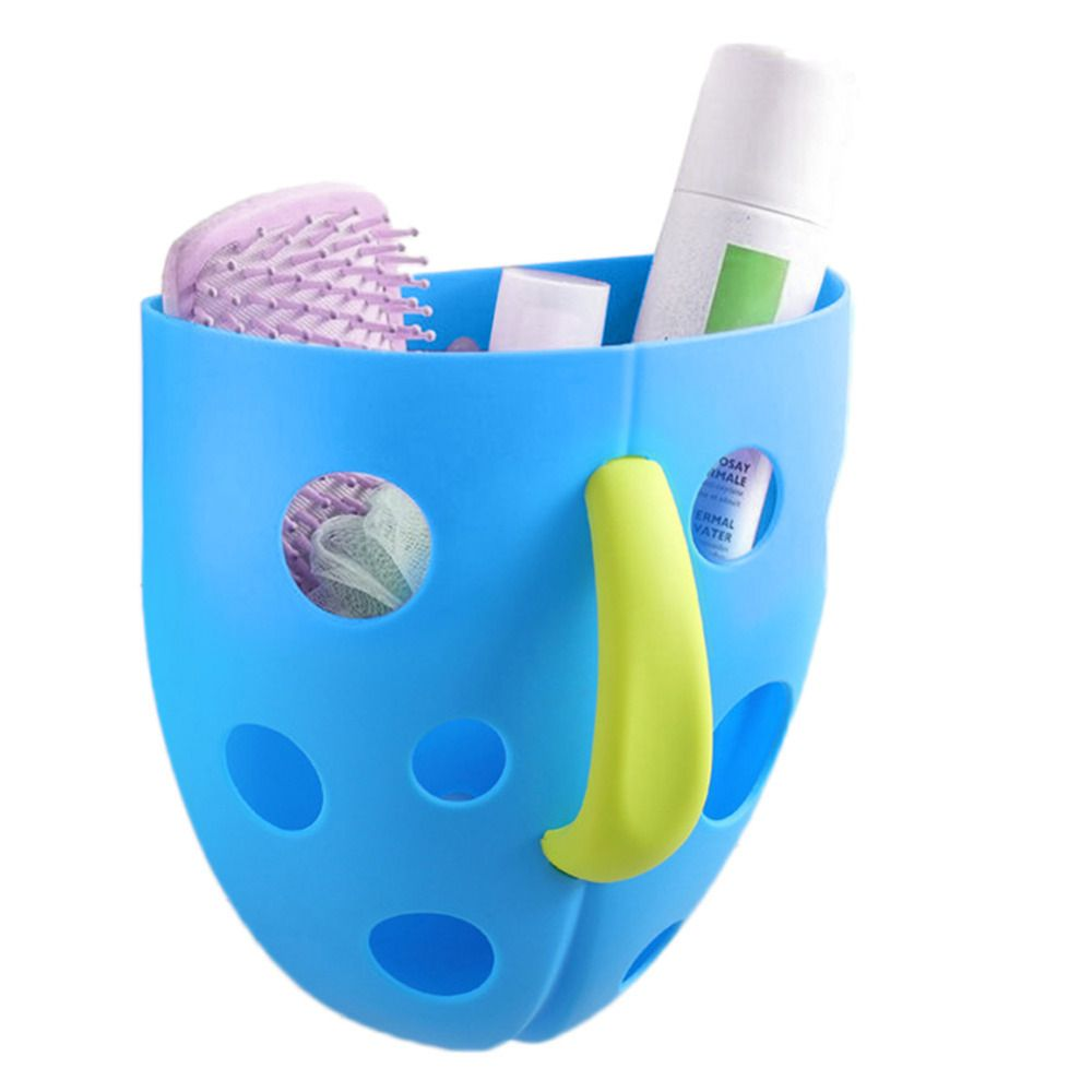High Quality Baby Bath Toys Organizer Scoop Storage  Classic Toys for Toddler Baby Bin Baby Hanging Basket Storage Toy