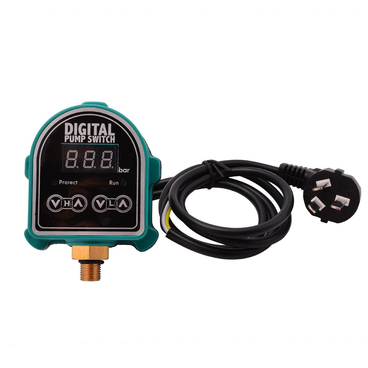 Mayitr 220V Digital LCD Water Pumps Pressure Switch Garden Gas Eletronic Controller Control Switch For Water Pump Supplies