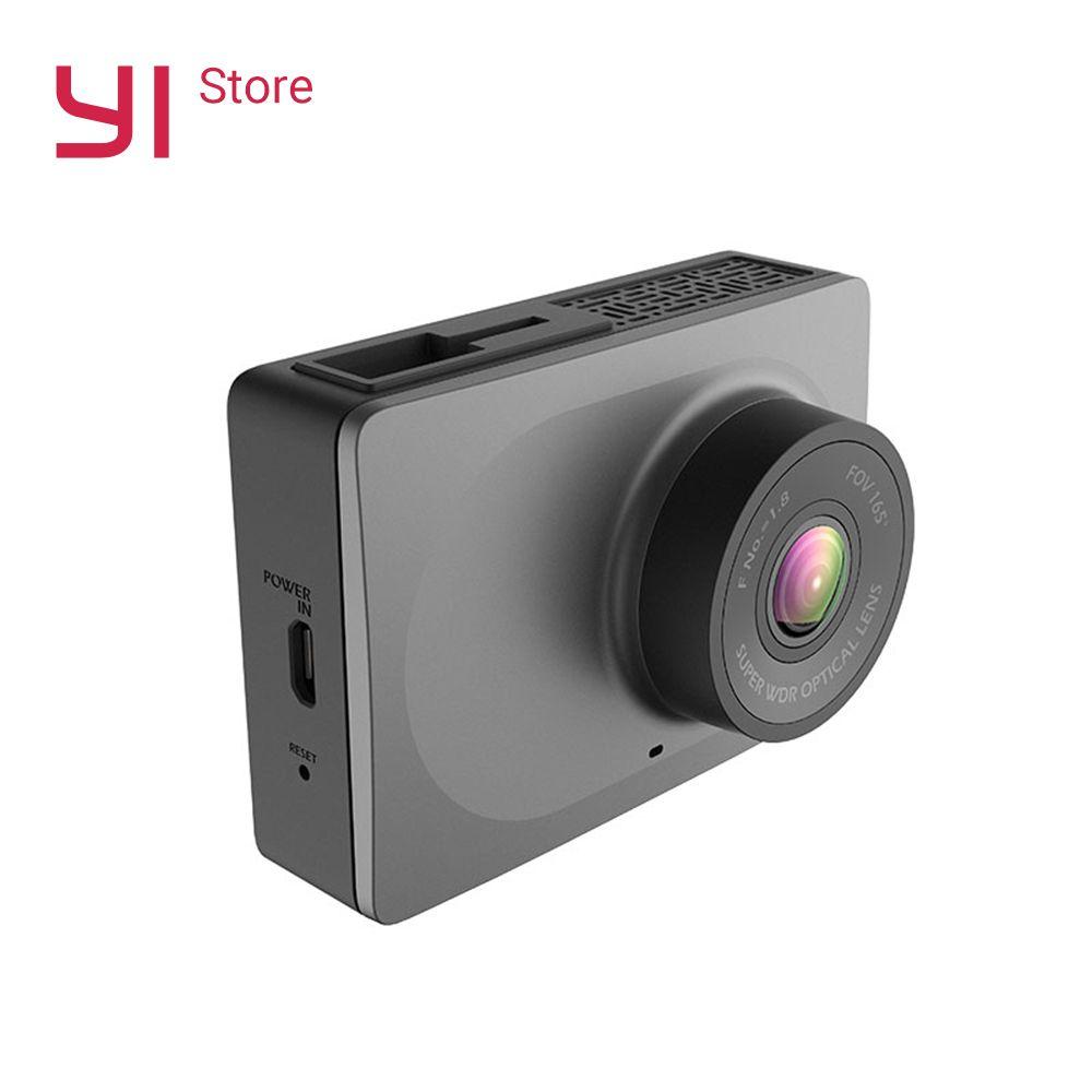 YI Smart Dash caméra WiFi Vision nocturne HD 1080P 2.7