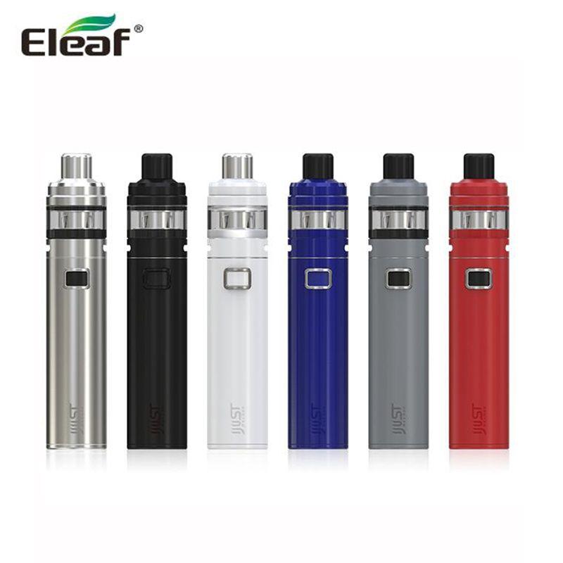 Original Eleaf iJust NexGen Kit 3000mah Battery with 2ml Tank iJust Nex Gen Starter Kit Max 50W with HW1 coil head E-Cigarettes