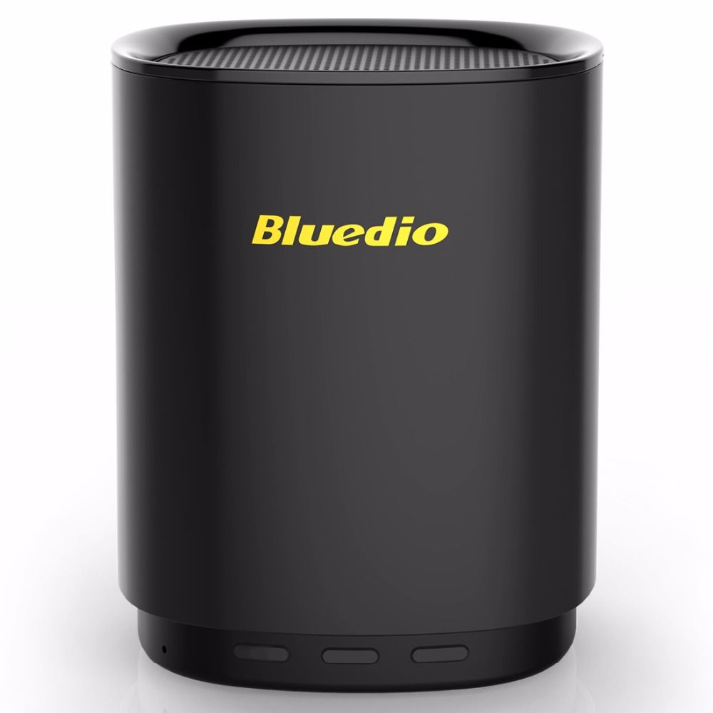 Bluedio TS5 Mini Bluetooth speaker Portable Wireless speaker Sound System with microphone supported <font><b>Voice</b></font> Control loudspeaker