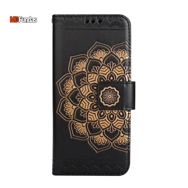 MDFUNDAS Pretty Flowers Pattern Case For Samsung Galaxy S8/G9500/S8 Plus/G9550 Coque Luxury PU + Soft TPU Flip Cover For S8 S8+