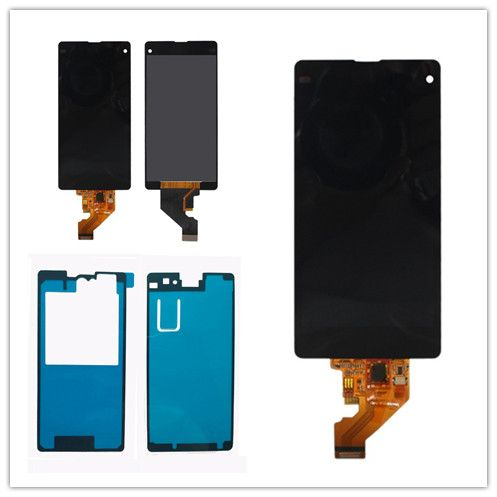 4.3 inch LCD for SONY Xperia Z1 Compact Display Touch Screen Digiziter For SONY Xperia Z1 Compact Display D5503 M51W