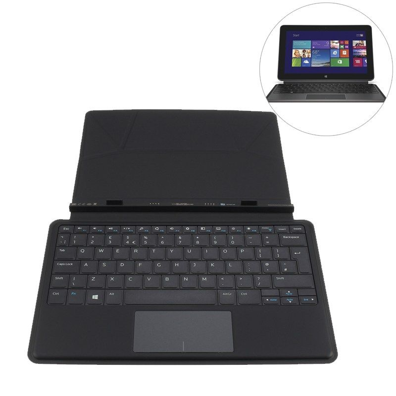 Mobile Tablet Keyboard Case Stand Slim Docking Keyboard Cover For Dell Venue 11 Pro 5130 7130 7139 7140 New keyboard case cover