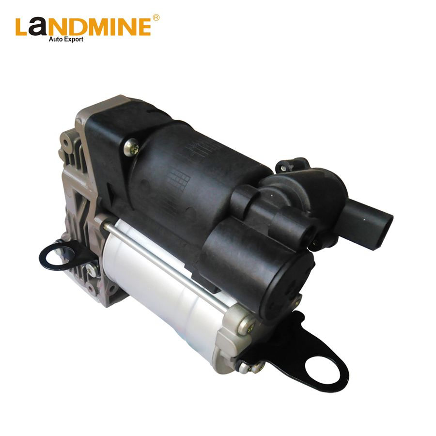 Free Shipping Genuine Mercedes GL X164 ML W164 Air Suspension Air Compressor Air Pump Air Ride 1643201204