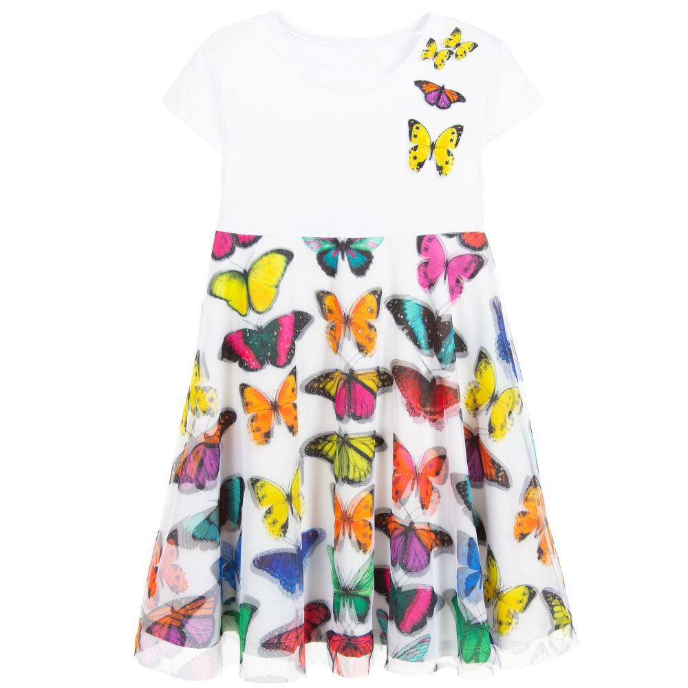 Kids Dresses for Girls Unicorn Vestidos 2019 Summer Baby Girl Clothes Costume Striped Animal Pattern Princess Dinosaur Dress