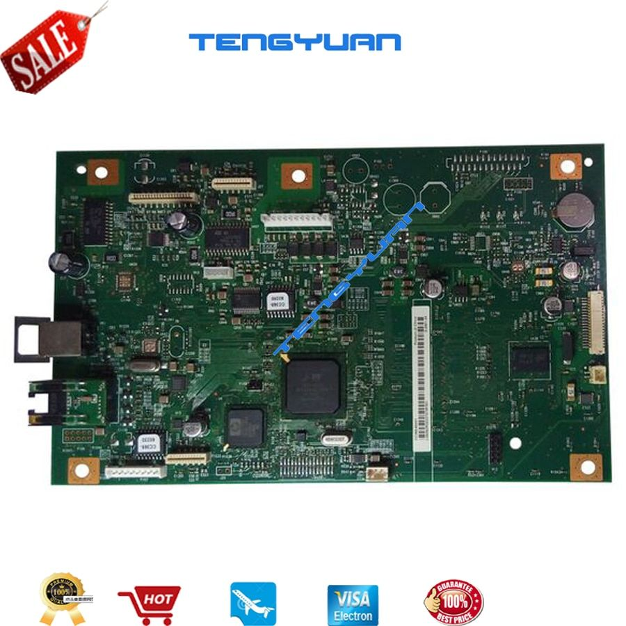 Free shipping 100% Test for HP1522N Formatter Board CC396-60001 printer parts on sale