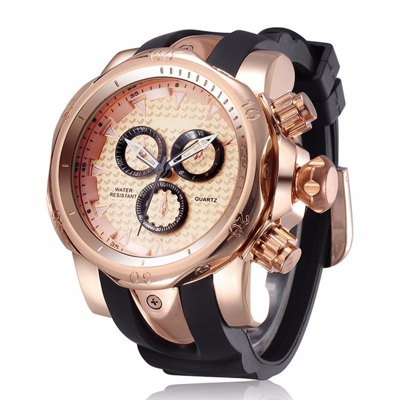 2018 New Fashion Men's Quartz Sport Military Watches Army Military Casual Watch <font><b>Montre</b></font> Leather Strap Male Clock Homme Reloj