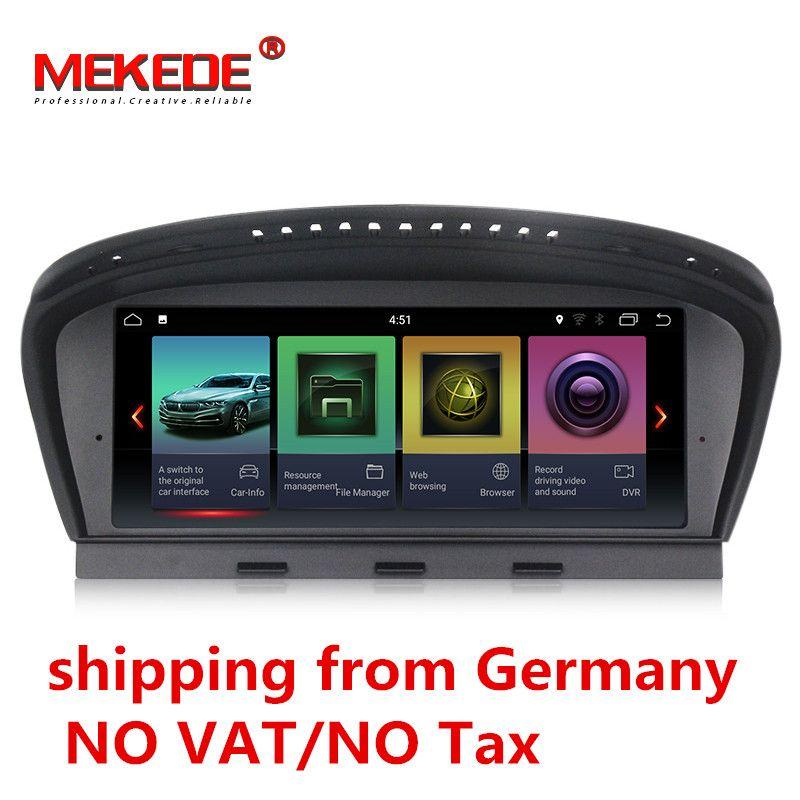 Deutschland lager ID7 2G + 32G Android 7.1 auto radio multimedia player für BMW 5 Series E60 E61 E63 e64 E90 E91 E92 CCC CIC system