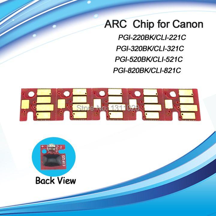 PGI-820 CLI-821 Compatible ARC for PGI-820 CLI-821 Ink cartridge for CANON  iP3680 iP4680 MP545 MP628 MP988 MX638 MX868 MX876
