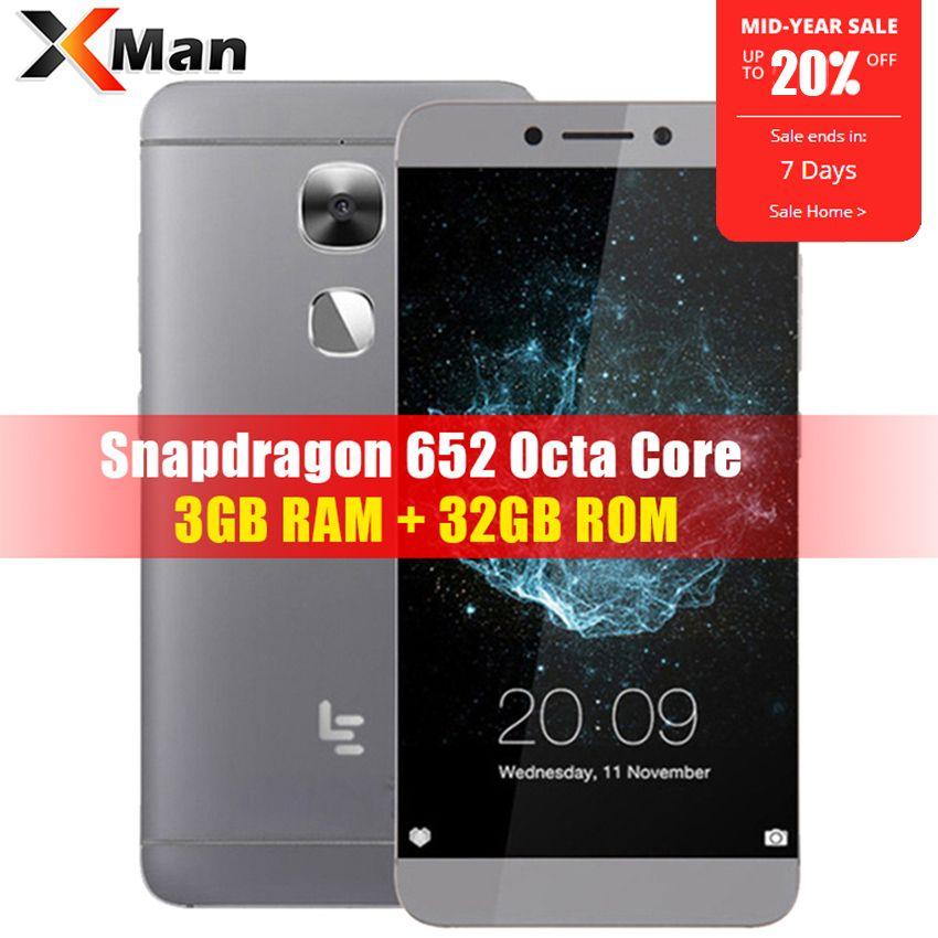 Global Version Letv LeEco Le 2 X526/Le S3 X522 3GB RAM 32GB ROM 5.5
