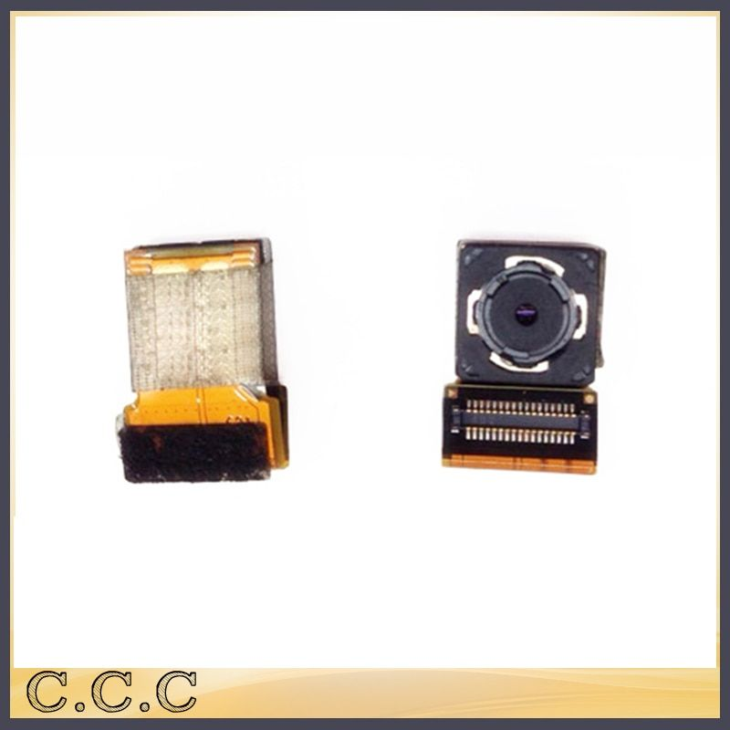 Caméra Arrière d'origine Module pour Sony Xperia M2 S50H D2302 D2303 Retour Caméra Flex Câble