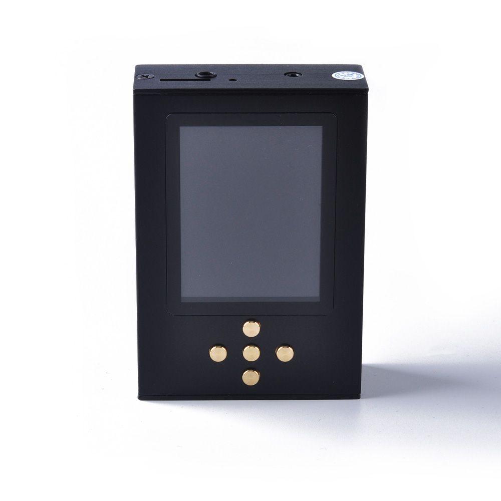 Wooeasy DIY Zishan DSD AK4497EQ Musik Player Professionelle Lossless HiFi Protable MP3 Spieler Harter Lösung 2,5 ausgewogene Verstärker