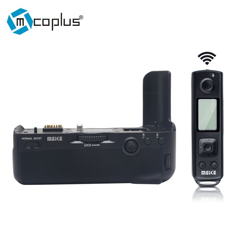 Mcoplus Meike MK-XT2 Pro Multi-Power Battery Grip Pack With Wireless Remote Control For Fujifilm X-T2 Camera