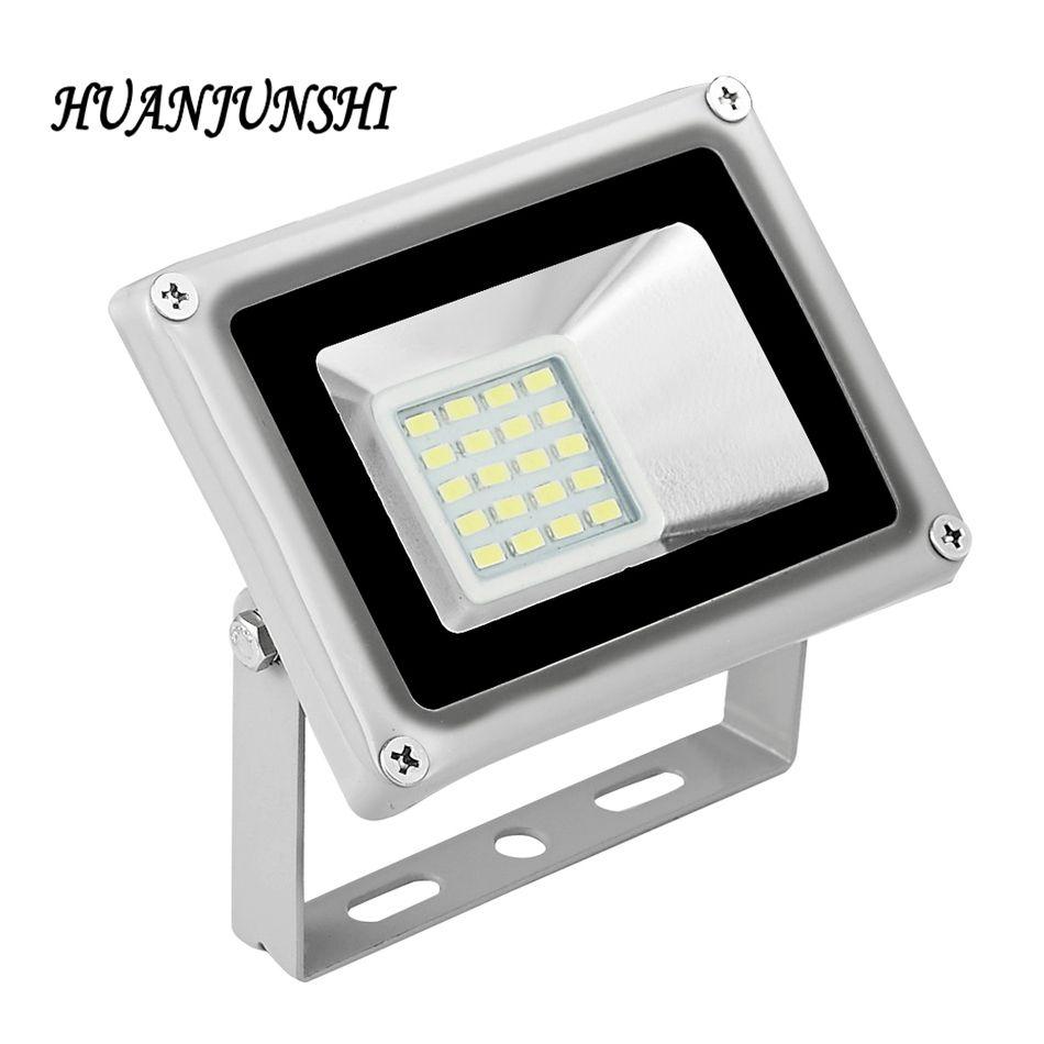 20 Watt Scheinwerfer Led-flutlicht AC 200-240 V Wasserdicht IP65 Flutlicht Außenbeleuchtung Reflektor Led-lampe Garten Wandleuchten