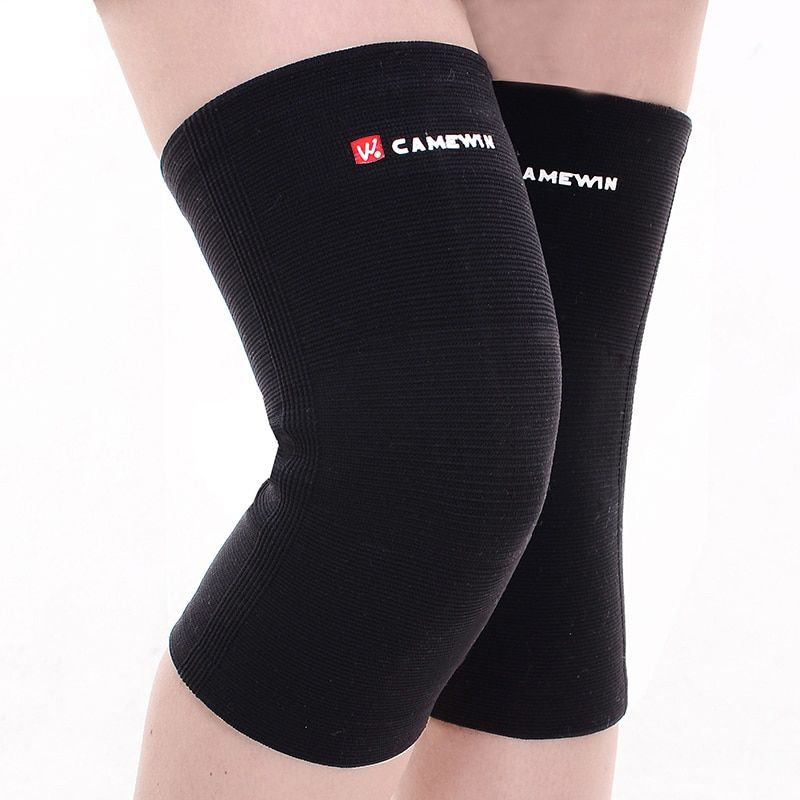 CAMEWIN 1 Pair Knee Protector Knee Brace Support Knee Pads for Sports,Volleyball,Basketball Knee Support,joelheira,rodilleras