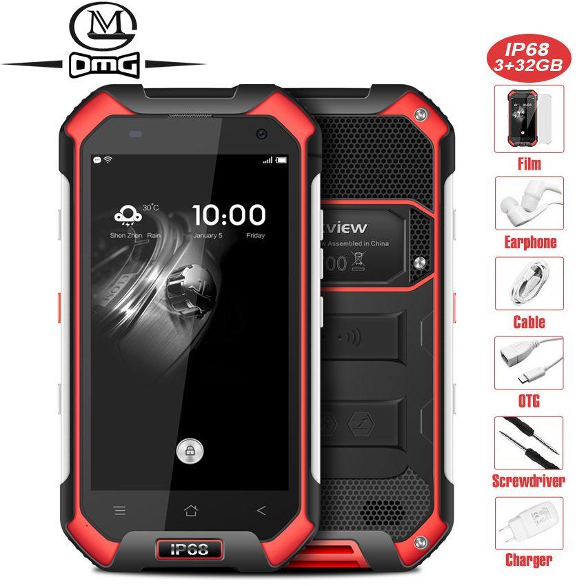 Blackview BV6000 IP68 Waterproof Smartphone shockp...