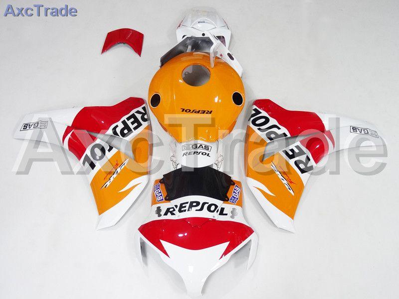 Motorcycle Fairings For Honda CBR1000RR CBR1000 CBR 1000 RR 2008 2009 2010 2011 ABS Plastic Injection Fairing Bodywork Kit A565