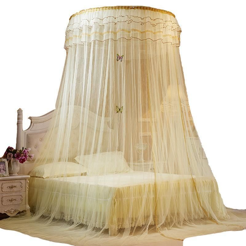Decor Klamboe Pour Double Baby Girl Room Canopy Cibinlik Moustiquaire Ciel De Lit Mosquito Net