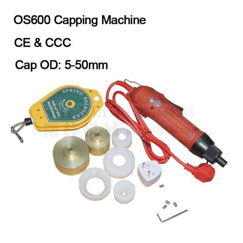 SG1550 machine de capsulage de bouteille électrique machine de capsulage de bouteille manuelle machine de capsulage de bouteille 110 V/220 V 10-50mm 30 kg/fcm
