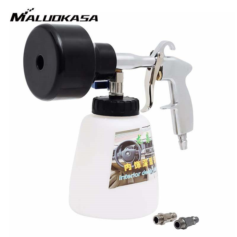 MALUOKASA High Pressure Cleaner Car Washer Foam Gun Water Snow Portable Tornado Outdoor Care Auto Air Operated Washing Equipment