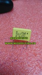 10PCS MKP 275V 0.22UF 224K 220NF P=15MM X2 Safety capacitor