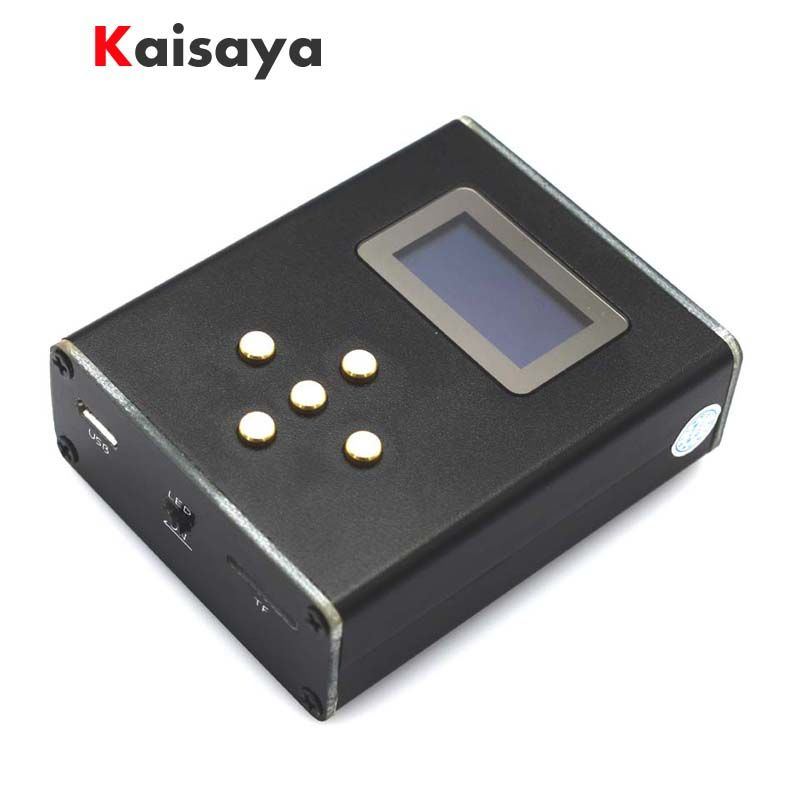 Zishan DIY Z3 HIFI DSD Professional MP3 HIFI Music Player Headphone oled Amplifier DAC AK4490 DSD256 in EVA case E2-002
