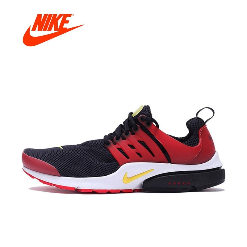 Original New Nike Fall AIR PRESTO Men's Running Shoes Men Tennis Outdoor Breathable Good Quality Men Sports Sneakers