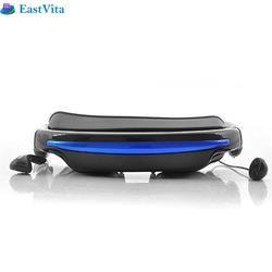 EastVita  Multimedia Player 52 Inch 4:3 Virtual Screen Video Glasses Eyewear 3D Stereo Personal Theater