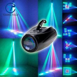 Luzes de Som TRANSCTEGO Padrões de Luz Conduziu A Lâmpada Do Laser Partido Stage Disco DJ Discoteca Projetor Laser Bar Balão De Iluminação De Casamento
