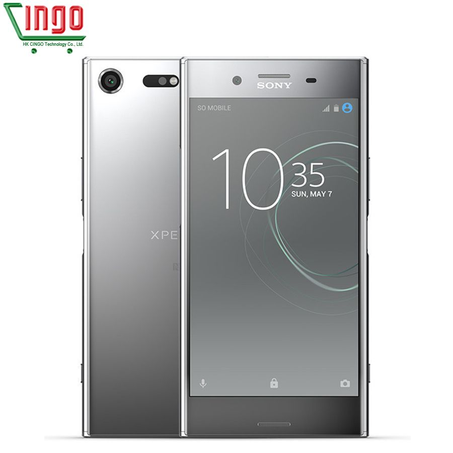 Sony Xperia XZ Premium G8142 4G RAM 64G ROM Dual Sim 19MP Octa Core NFC Android Quick Charge 3,0 3230 mAh 4G LTE Handy