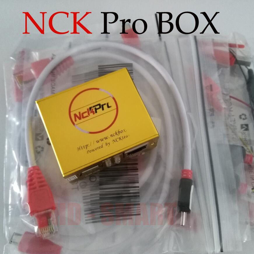 Original NCK PRO BOX NCK Pro 2 box (unterstützung NCK + UMT 2 in 1) neues update Für Huawei + 15 kabel + Kostenloser versand