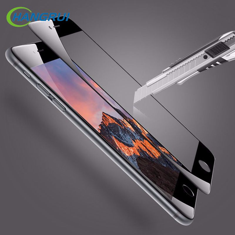 For iphone 6s Tempered Glass Full Cover HD Protective Film For iphone 7 7 plus 5 5s Se 6 6s 8 Screen Protector Pelicula de vidro