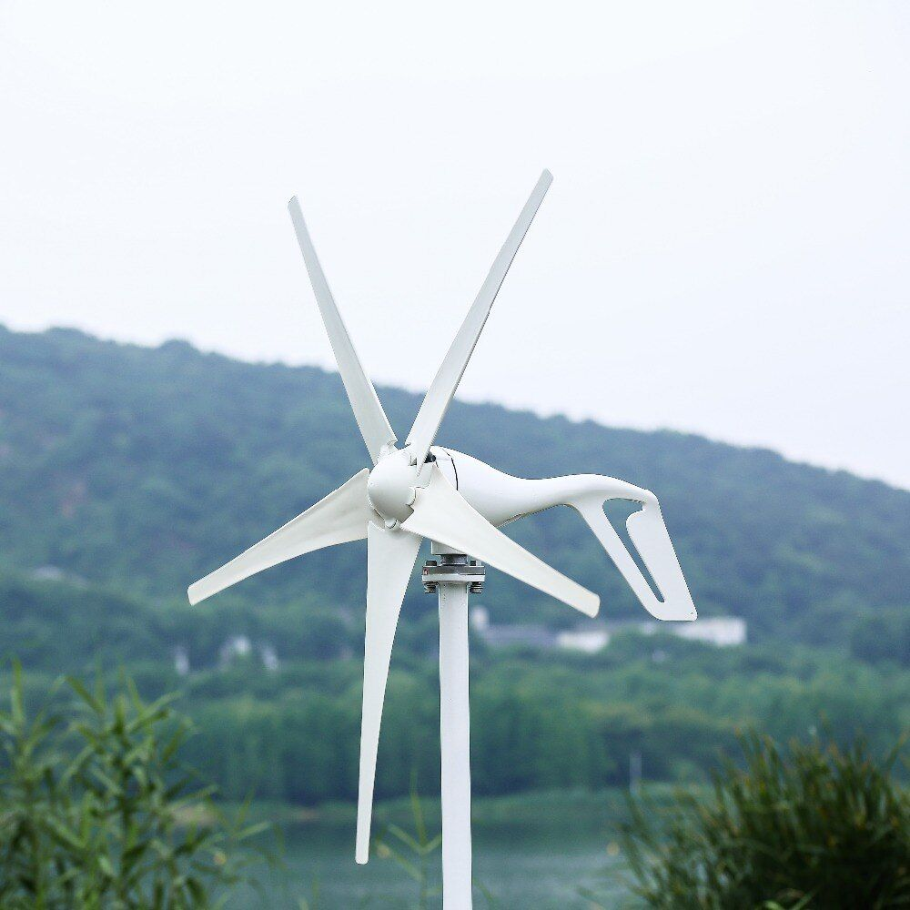 2019 kleine Wind Turbine Generator Fit für Home lichter Windmühle 600W MPPT Wind Controller Geschenk Alle Sets Mit 10 jahre Garantie