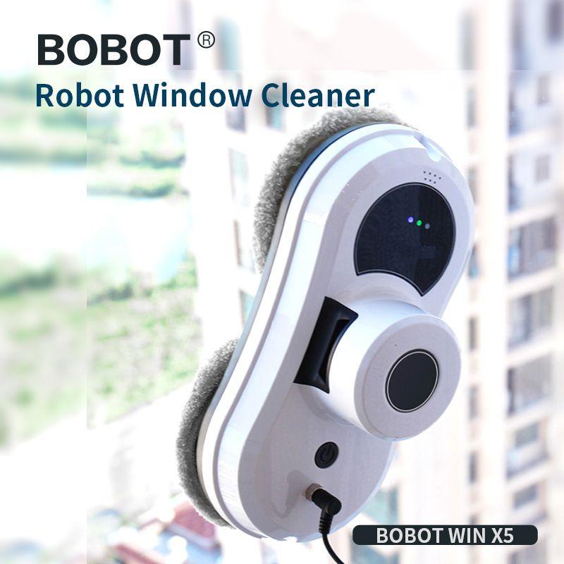BOBOT Roboter Fenster Reiniger für Windows Waschen Staubsauger Automatische Reinigung Elektrische Washer Roboter Fenster Glas Reiniger